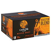 H-E-B Cafe Ole Houston Blend Single Serve Coffee Cups
