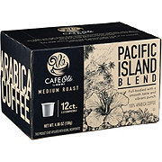 H-E-B Cafe Ole Kona Blend Medium Roast Single Serve Coffee Cups
