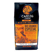H-E-B Cafe Ole Rio Grande Especial Medium Roast Ground Coffee
