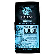 H-E-B Cafe Ole Snickernut Cookie Medium Roast Ground Coffee