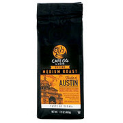 H-E-B Cafe Ole Taste of Austin Medium Roast Ground Coffee