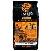 H-E-B Cafe Ole Taste of Austin Medium Roast Whole Bean Coffee
