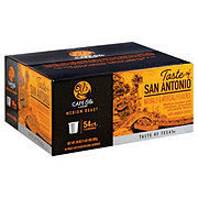 H-E-B Cafe Ole Taste of San Antonio Medium Roast Single Serve Coffee Cups Value Pack