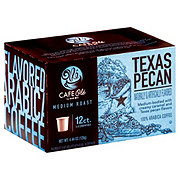 H-E-B Cafe Ole Texas Pecan Medium Roast Single Serve Coffee Cups