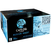 H-E-B Cafe Ole Texas Pecan Single Serve Coffee Cups Value Pack