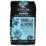 H-E-B Cafe Ole Vanilla Almond Medium Roast Whole Bean Coffee
