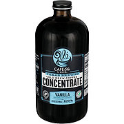 H-E-B Cafe Ole Vanilla Cold Brew Concentrate