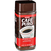 H-E-B Cafe Puro Dark Roast Instant Coffee