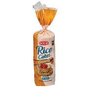 H-E-B Caramel Rice Cakes