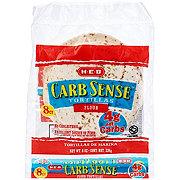 H-E-B Carb Sense Flour Tortillas