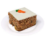 H-E-B Carrot Cake with Cream Cheese Icing