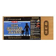 H-E-B Cedar Grilling Plank