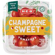 H-E-B Champagne Sweet Tomatoes