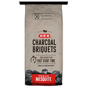 H-E-B Charcoal With Mesquite