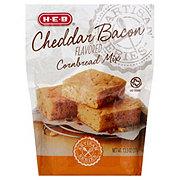 H-E-B Cheddar Bacon Cornbread Mix