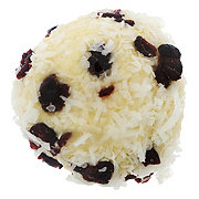 H-E-B Cheese Ball Dessert, Cranberry Coconut