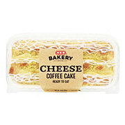 H-E-B Cheese Coffee Cake