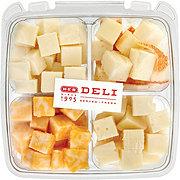H-E-B Cheese Cubes 4 Variety