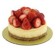 H-E-B Cheesecake with Fresh Fruit