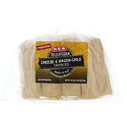 H-E-B Chef Prepared Cheese and Green Chile Tamales