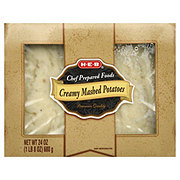 H-E-B Chef Prepared Foods Creamy Mashed Potatoes