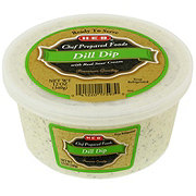 H-E-B Chef Prepared Foods Dill Dip