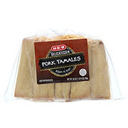 H-E-B Chef Prepared Pork Tamales