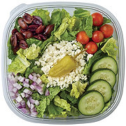H-E-B Chef Prepared Salads Large Greek Salad