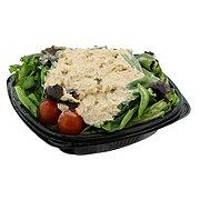 H-E-B Chef Prepared Salads Small Rotisserie Chicken Garden Salad