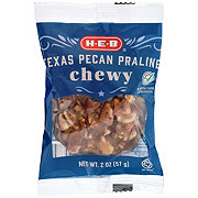 H-E-B Chewy Pecan Candy