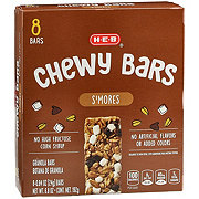H-E-B Chewy S'mores Granola Bars