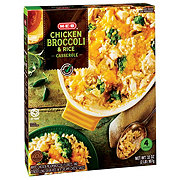 H-E-B Chicken Broccoli Rice Casserole