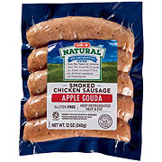 H-E-B Chicken Sausage with Apple Gouda