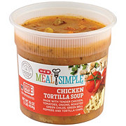 H-E-B Chicken Tortilla Soup