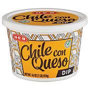 H-E-B Chile Con Queso Dip