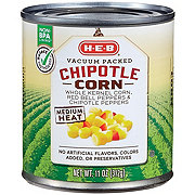 H-E-B Chipotle Corn Medium Heat