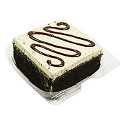 H-E-B Chocolate Cake Slice with Oreo Icing