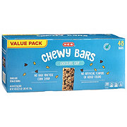 H-E-B Chocolate Chip Chewy Bars Value Pack