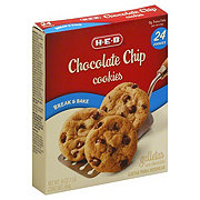 H-E-B Chocolate Chip Cookies