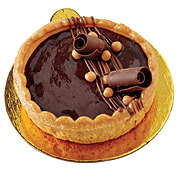 H-E-B Chocolate Crunch Tartlet