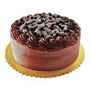 H-E-B Chocolate Fudge Cake