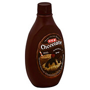 H-E-B Chocolate Syrup