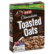 H-E-B Chocolate Toasted Oats
