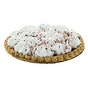 H-E-B Chocolate Whipped Creme Pie