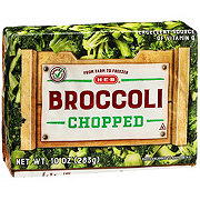 H-E-B Chopped Broccoli