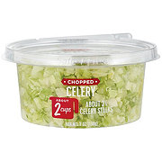 H-E-B Chopped Celery