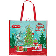 H-E-B Christmas X Large Bag