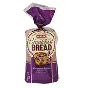 H-E-B Cinnamon Raisin Breakfast Bread
