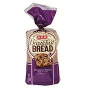 H-E-B Cinnamon Raisin Breakfast Bread