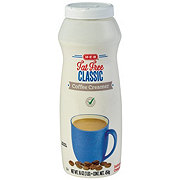 H-E-B Classic Fat Free Powdered Coffee Creamer